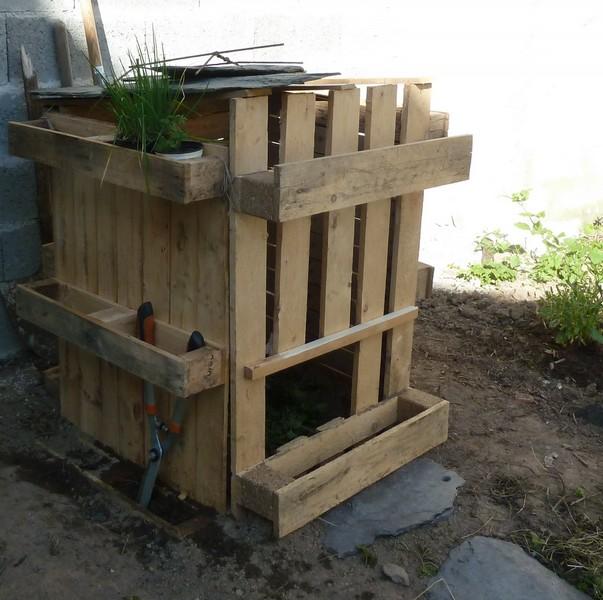 Composteur Bois Non Traite : Fabriquer son composteur. – Horizons Bretons